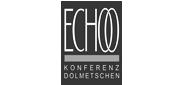 Logo Echoo Konfernzdolmetschen
